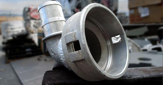 Metro Group   Aluminum   Cast