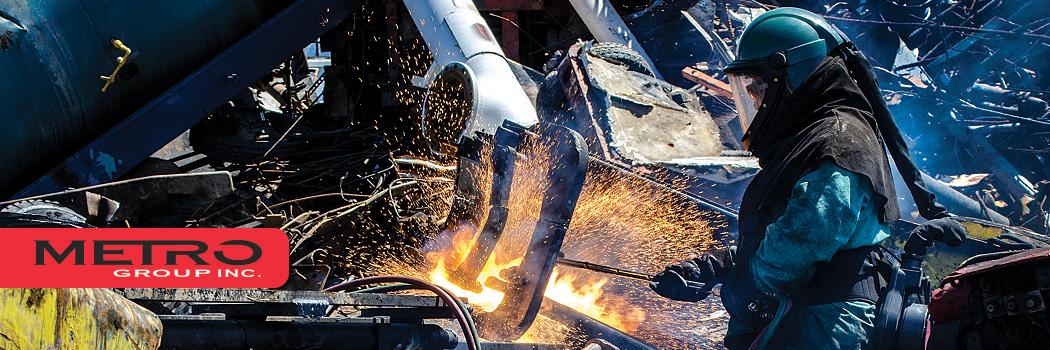 Scrap Metal Torcher